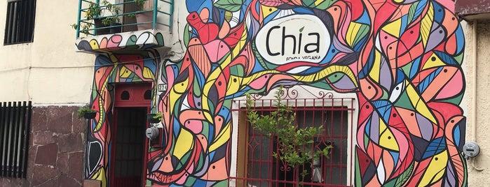 Fonda Vegana Chia is one of To try.