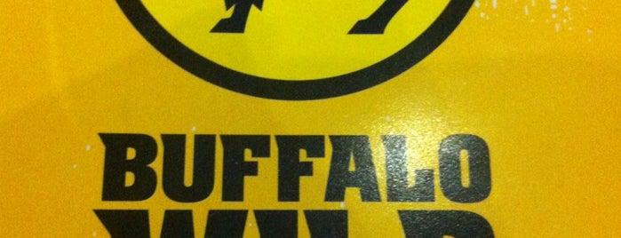 Buffalo Wild Wings is one of Wing Spots.