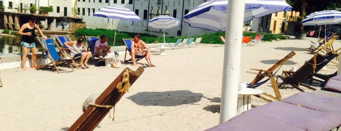 L'ultima Spiaggia is one of Vicenza.