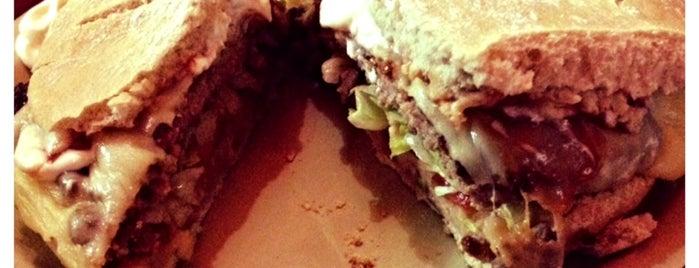 Hamburger can vicent is one of COME UNA HAMBURGUESA EN IBIZA.