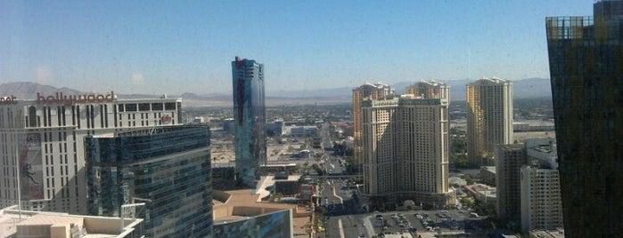 ARIA Resort & Casino is one of Vegas Bound Bitches 13'.