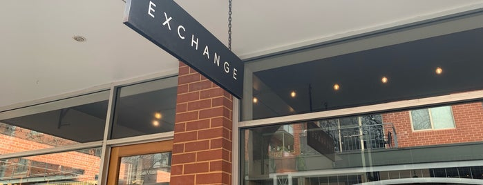 Exchange Specialty Coffee is one of Adelaide.