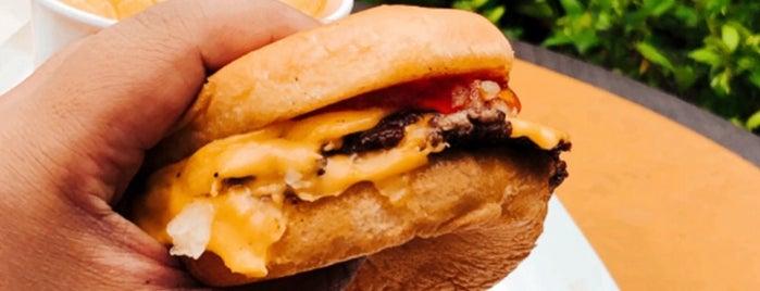 Burgers Never Say Die is one of LA.
