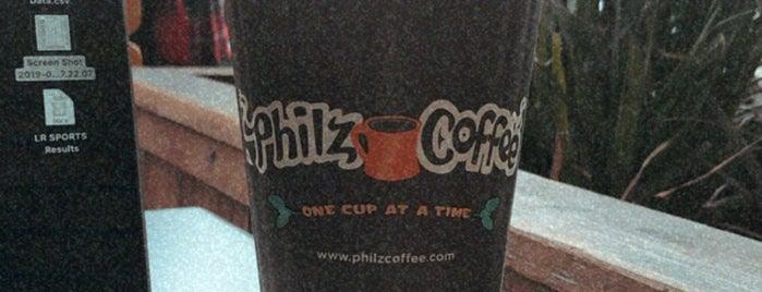 Philz Coffee is one of Gespeicherte Orte von Billy.