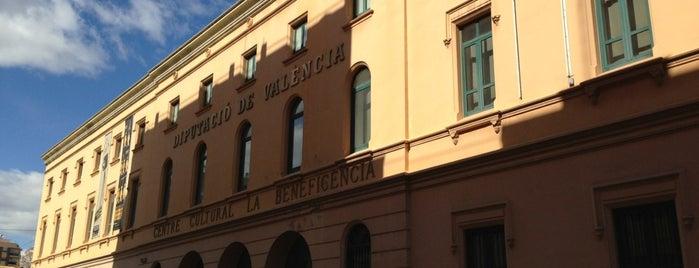 Centro cultural La Beneficencia is one of สถานที่ที่ Miguel ถูกใจ.