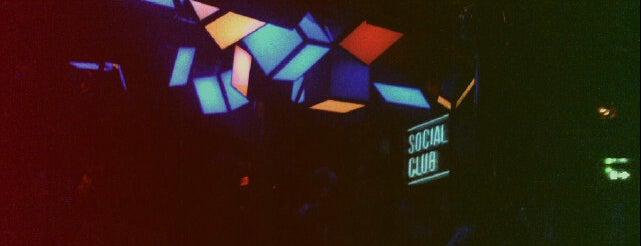 Social Club is one of I worship GOOD Bars.