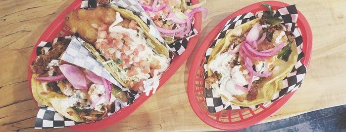 Seven Lives - Tacos y Mariscos is one of Toronto.