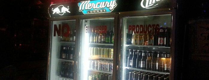 Mercury Lounge is one of Orte, die Brooks gefallen.