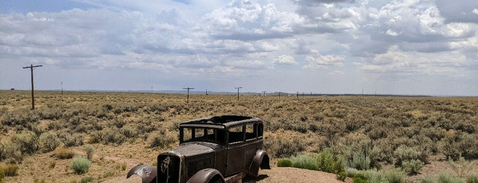 Historic Route 66 is one of Arizona.