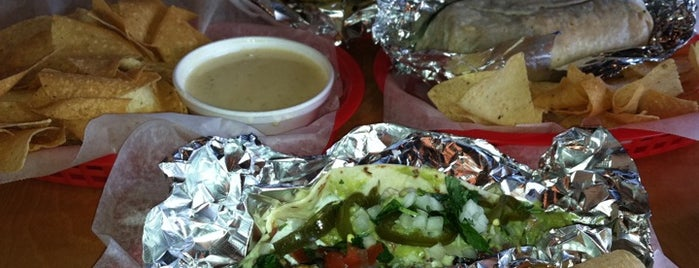 Willy's Mexicana Grill is one of Athens GA.
