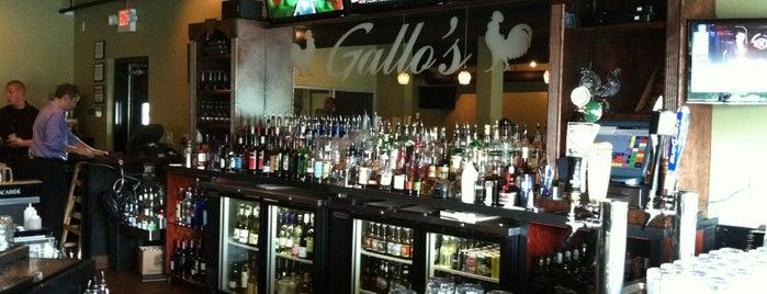 Gallo's Kitchen & Bar is one of Lisa: сохраненные места.