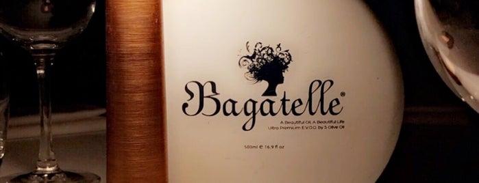 Bagatelle London is one of London 19.