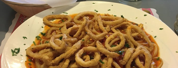 Franks Trattoria is one of Denise's NYC Restaurant Wish List.
