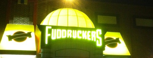 Fuddruckers is one of Favorites.