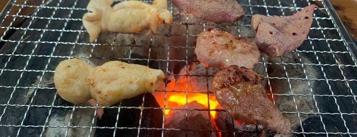 ホルモン一丁目 is one of Posti che sono piaciuti a Masahiro.
