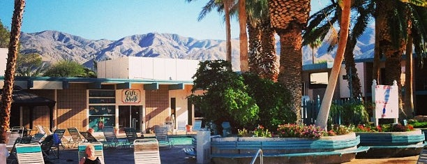 Desert Hot Springs Spa Hotel is one of Joshua Tree New Years.