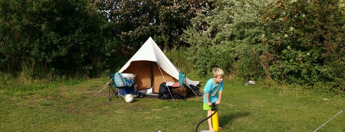 Camping De Banjaert is one of Karin's Liked Places.