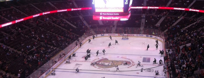 Canadian Tire Centre is one of Sporting Venues....
