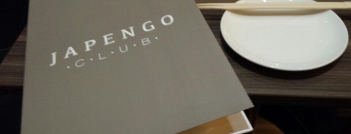 Japengo is one of Favorite affordable date spots.