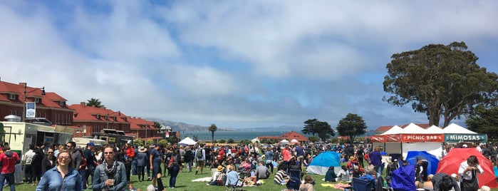 Off the Grid: Picnic in The Presidio is one of US Travel Eats.
