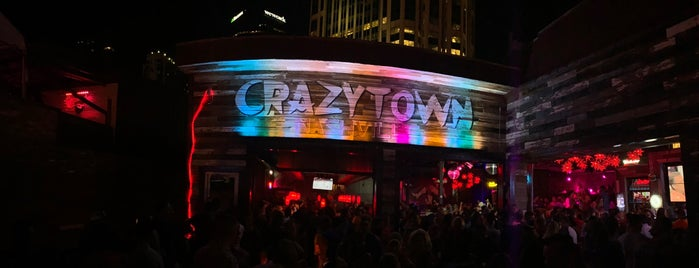 Crazytown is one of Nashville.