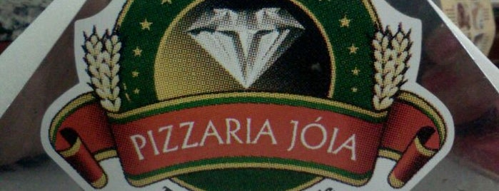Pizzaria Jóia is one of Top 10 places to try this season.