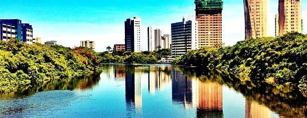 Beira Rio is one of Olinda e Recife.