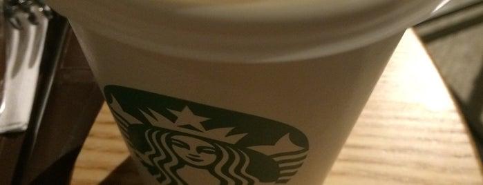 Starbucks Reserve is one of Zeynep 님이 좋아한 장소.