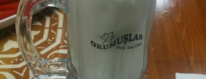 Okumuşlar Pide Salonu is one of aklin : понравившиеся места.