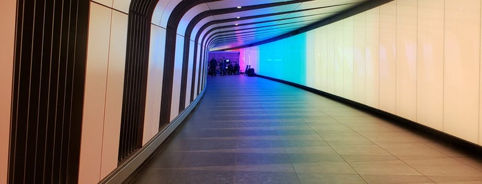 King's Cross Pedestrian Tunnel is one of Paul 님이 좋아한 장소.