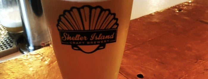 Shelter Island Craft Brewery is one of Weekend in Shelter Island.