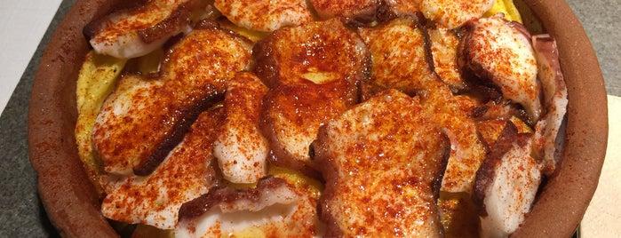 Las Tortillas de Gabino is one of Madrid.