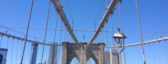 Brooklyn Bridge Promenade is one of long walks - NY airbnb.