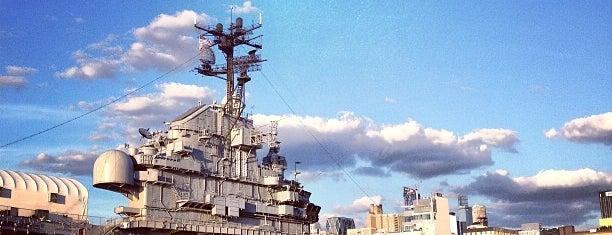 Intrepid Sea, Air & Space Museum is one of US - Must Visit ( East Coast).