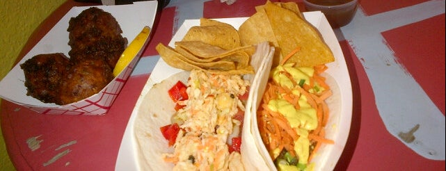 Reggae Tacos is one of Miami Restaurants: To Do.