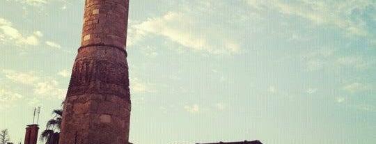 Kesik Minare is one of Antalya.
