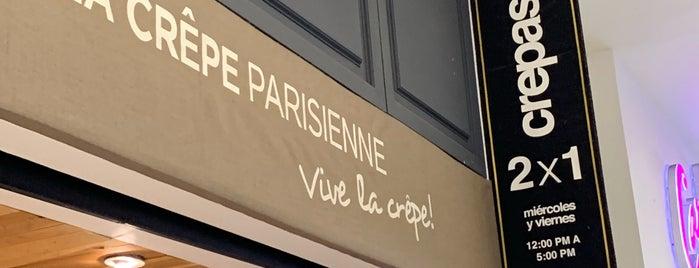 La Crêpe Parisienne is one of Tempat yang Disimpan Aline.