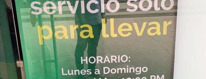 La Casa de Toño is one of Mexico City.