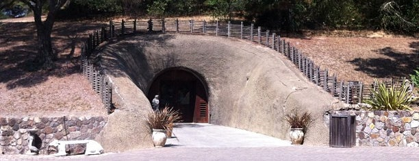 Gundlach Bundschu Winery is one of california wine country.