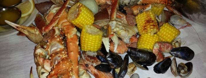 The Crab Pot is one of More Favorite Seattle Restaurants!.