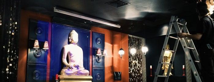 Prana Bar is one of Inna'nın Kaydettiği Mekanlar.