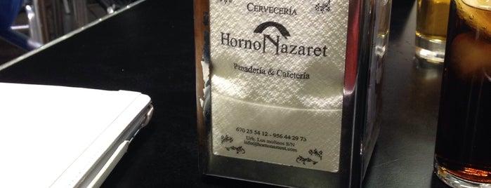Cafeteria-cerveceria Nazaret is one of Lieux qui ont plu à Alessandro.