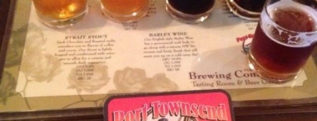 Port Townsend Brewing Company is one of PacNorth.