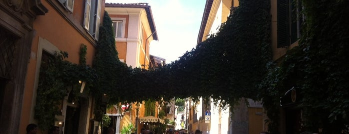 Rione XIII - Trastevere is one of Gust's World Spots.