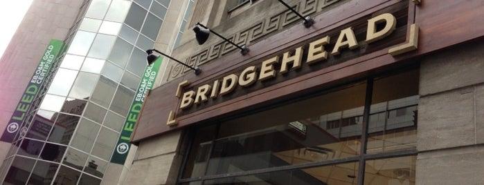 Bridgehead is one of Orte, die Philippe gefallen.