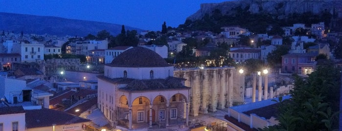 360° is one of [To-do] Athens.