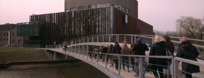De Spiegel is one of Friesland & Overijssel.