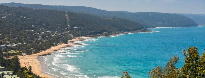 Great Ocean Road Real Estate is one of Tempat yang Disukai David.