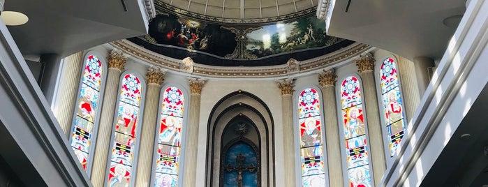 Gereja Katedral St. Joseph is one of Gereja Katolik & Biara di Indonesia.