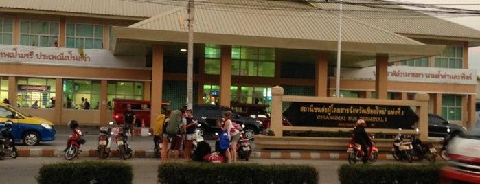 สถานีขนส่งผู้โดยสารเชียงใหม่ แห่งที่ 2 (อาเขต) Chiangmai Bus Terminal 2 (Arcade) is one of Locais curtidos por Alan.